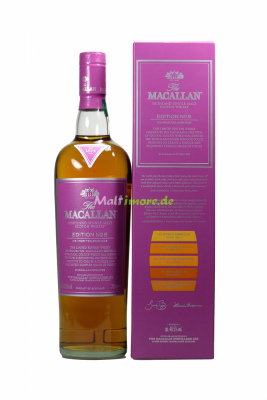 The Macallan Edition No. 5 2019 48,5% vol. 700ml