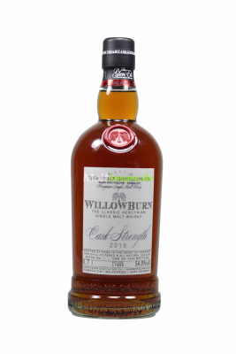 Willowburn Cask Strength Batch No. 1 L1889  by Glen Els...