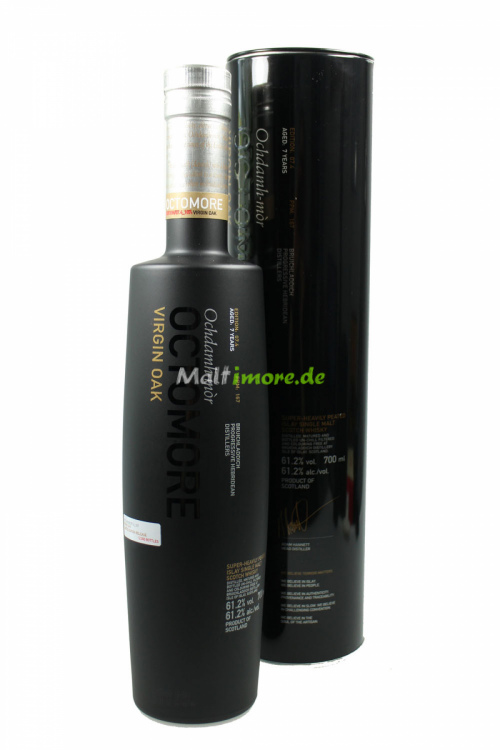 Bruichladdich Octomore 7.4 7 Jahre 167ppm Virgin Oak 61,2% 700ml