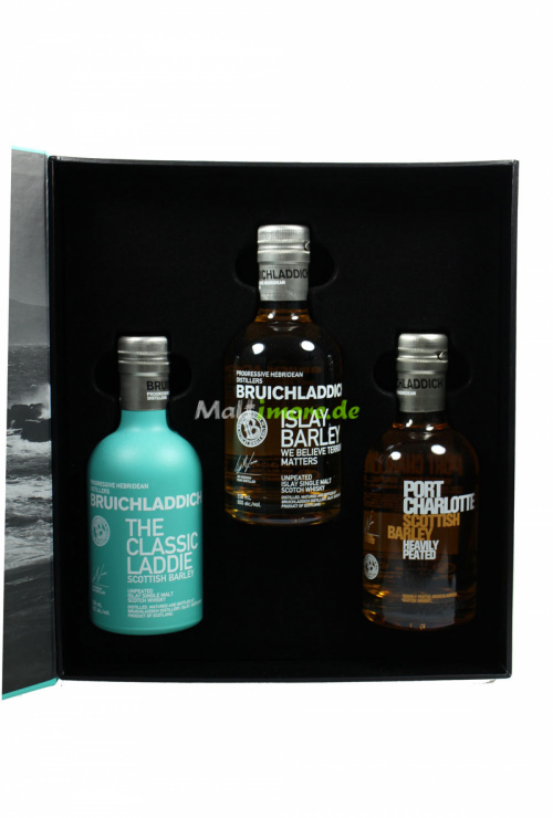 Bruichladdich Wee Laddie Tasting Collection 3x200ml Tasting Set