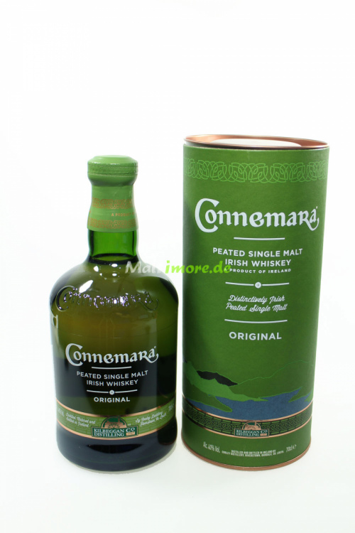 Connemara Original Peated Single Malt 40% 700ml