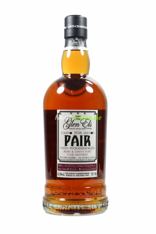 Glen Els Pair Casino 2016 Edition Non-Woodsmoked 45,9% 700ml
