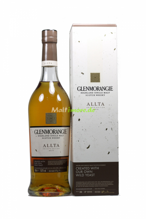 Glenmorangie Allta 2018 Private Edition No.10 51,2% vol. 700ml