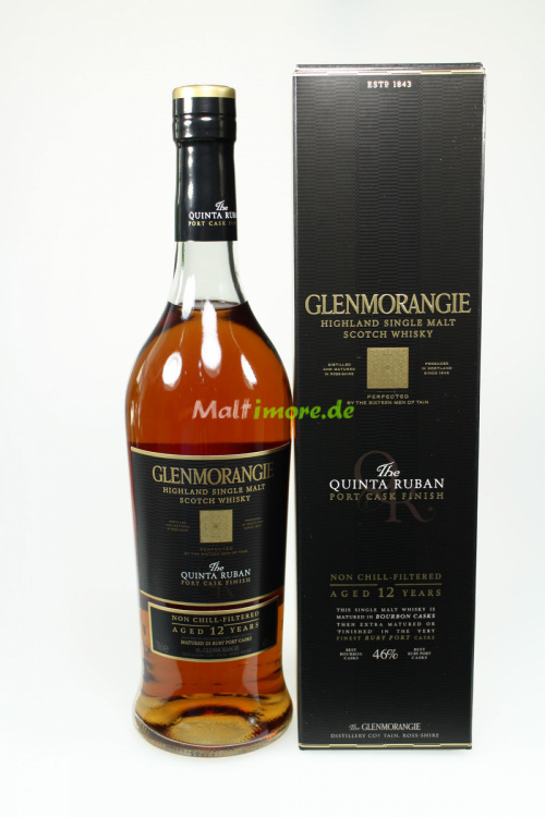 Glenmorangie Quinta Ruban Port Cask Finish 46% 700ml