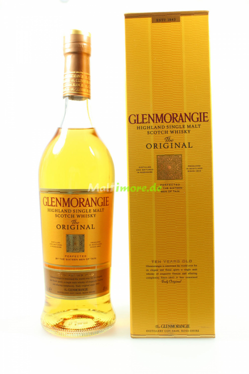 Glenmorangie The Original 10 Jahre 40% 700ml