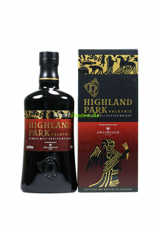 Highland Park Valkyrie Single Malt Scotch Whisky 45,9% 700ml