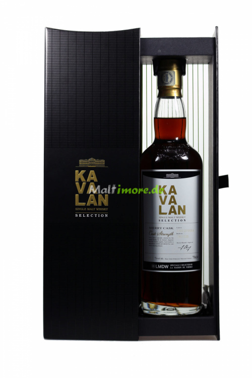 KAVALAN Selection 2010/2016 LMDW Sherry Cask 6 Jahre 58,6 700ml