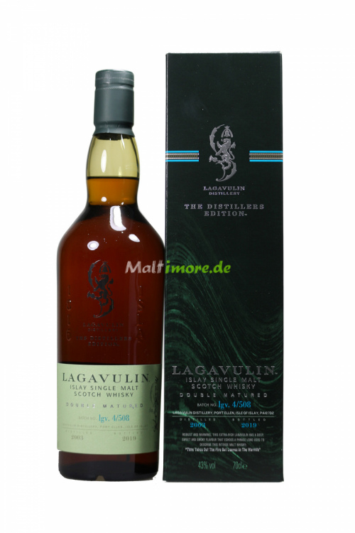 Lagavulin Distillers Edition 2003/2019 43% vol. 700ml