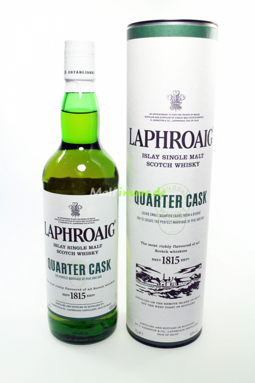 Laphroaig Quarter Cask Islay Single Malt 48% 700ml