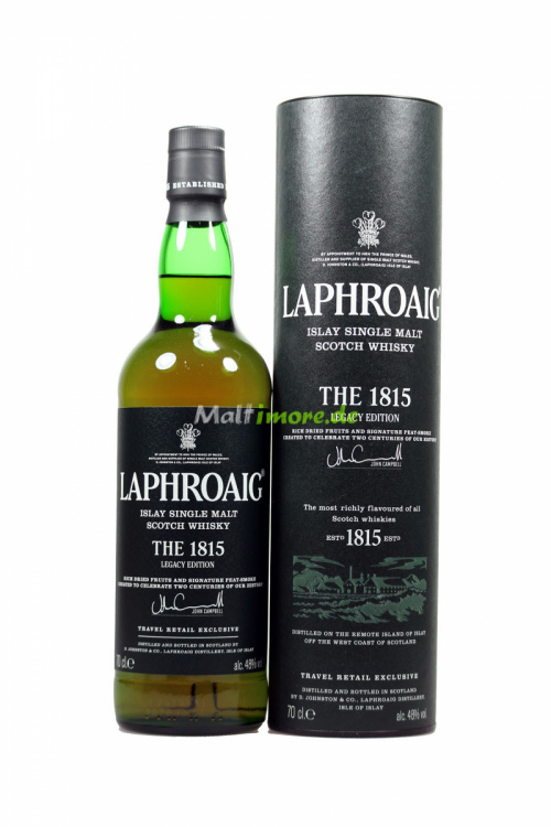 Laphroaig The 1815 Travel Retail Exclusive 48% 700ml