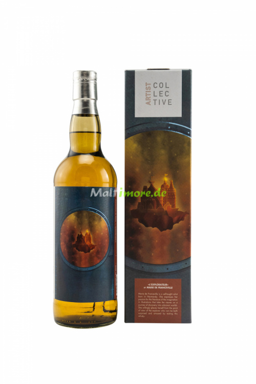 Ledaig 2007/2020 13 Jahre Artist Collective #4.4 by LMDW 48% vol. 700ml