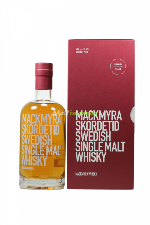 Mackmyra Skördetid Swedish Single Malt Whisky 46,1% vol. 700ml