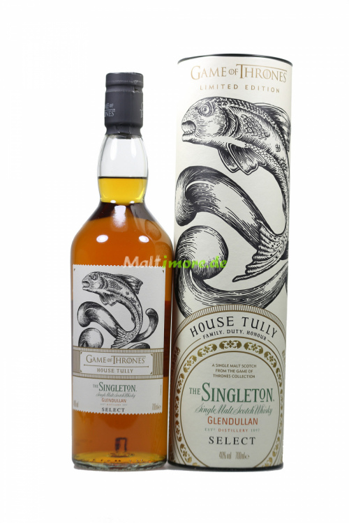 Singleton of Glendullan Haus Tully GOT Malts Collection 40% vol. 700ml