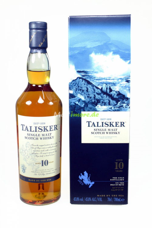 Talisker 10 Jahre Single Malt 45,8% 700ml