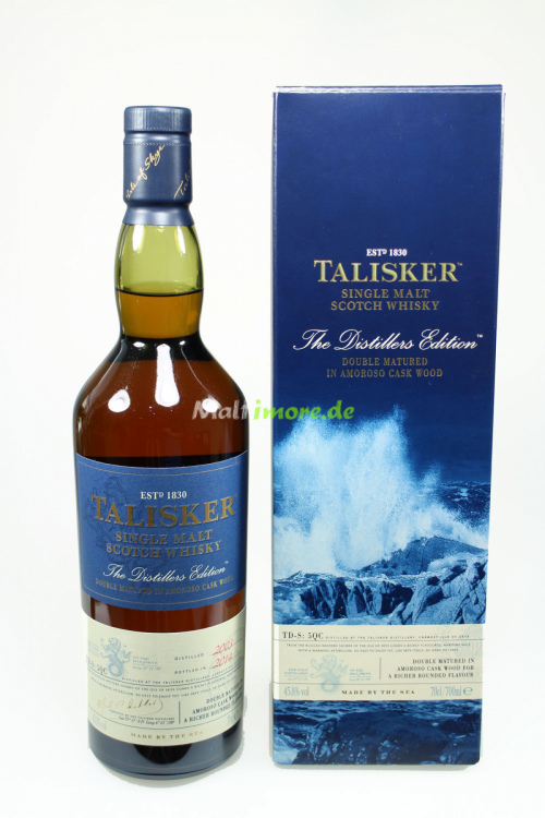 Talisker Distillers Edition 2003/2014 45,8% 700ml