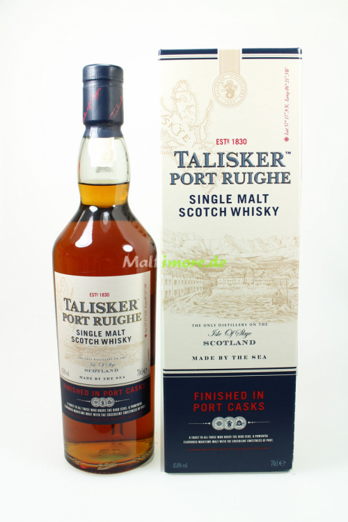 Talisker Port Ruighe Single Malt 45,8% 700ml