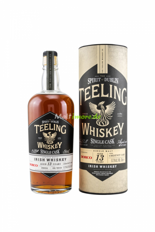Teeling 13 Years Single Cask Chestnut Cask Finish 53,2% vol. 700ml