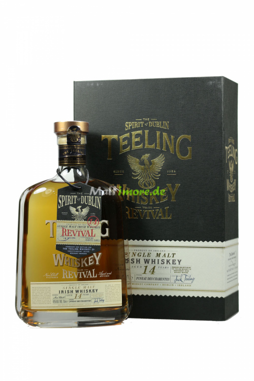Teeling Revival Vol. III 14 Jahre Pineau Des Charentes Finish 46% 700ml
