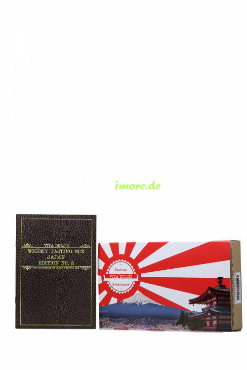 Whisky Geschenk Box No.9 Whisky Japan Edition 2 Japanese Whisky 6x20ml