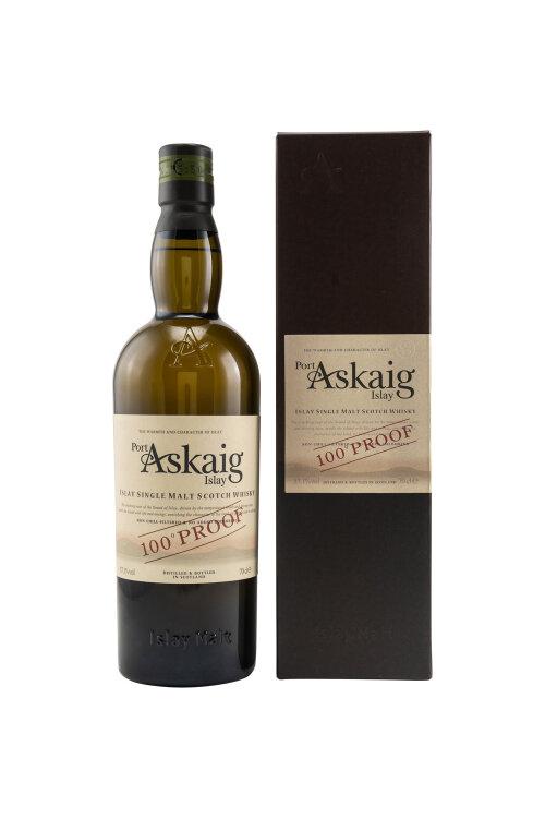 Port Askaig 100 Proof Islay Single Malt 57,1% 700ml