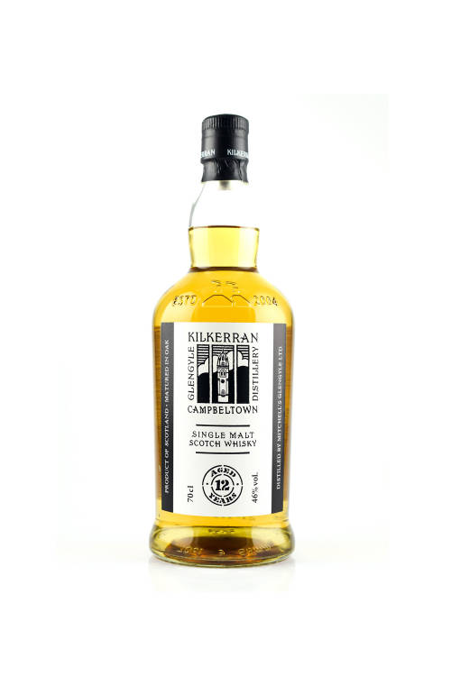 Kilkerran 12 Jahre Campbeltown Single Malt Whisky 46% 700ml