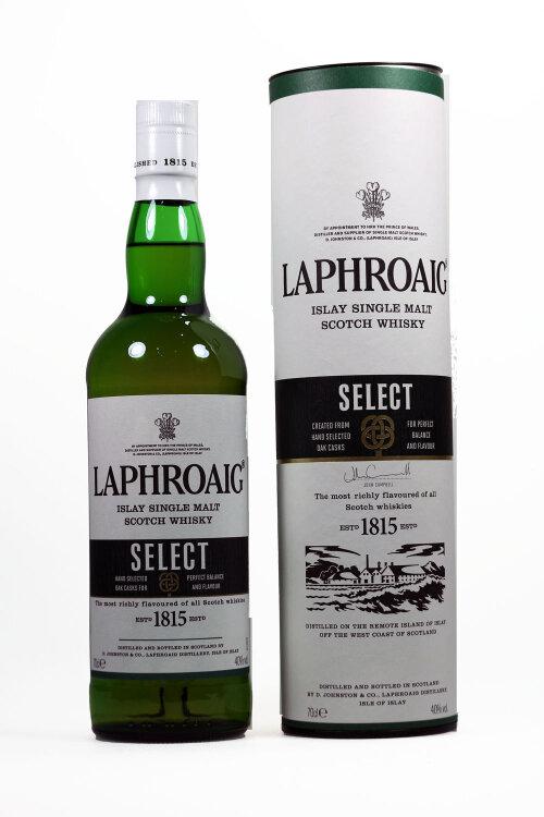 Laphroaig Select Islay Single Malt 40% 700ml