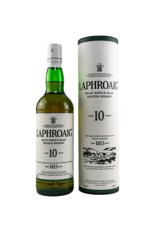 Laphroaig 10 Jahre Single Malt 40% 700ml