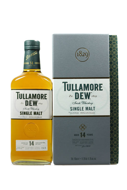 Tullamore DEW 14 Jahre Four Cask 41,3% 700ml