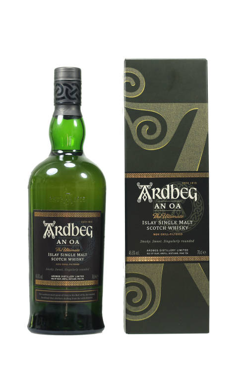 Ardbeg An Oa Islay Single Malt 2017 46,6% vol. 700ml