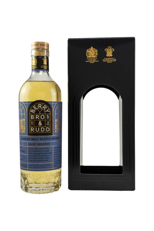 Berry Bros and Rudd Islay Blended Scotch Whisky 44,2% 700ml