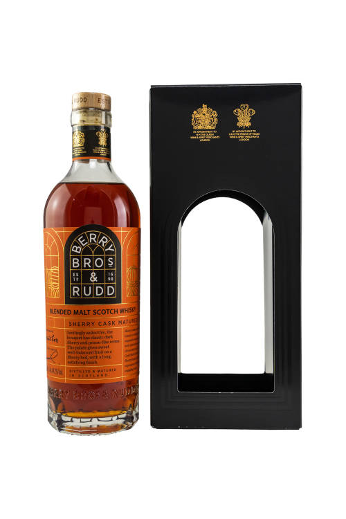 Berry Bros and Rudd Sherry Cask Matured Blended Scotch...
