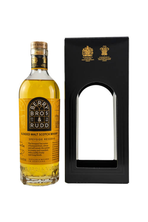 Berry Bros and Rudd Speyside Blended Scotch Whisky 44,2%...