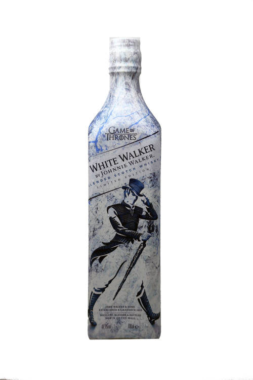 White Walker by Johnnie Walker Game of Thrones Whisky 2018 Limited 41,7% vol. 700ml