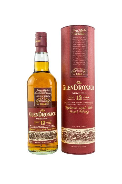 Glendronach 12 Jahre 43% 700ml