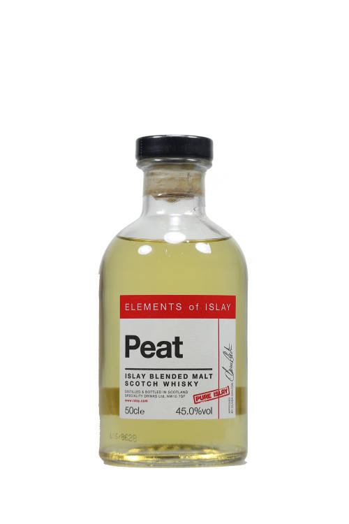 Peat Elements of Islay Blended Pure Islay 45% vol. 500ml