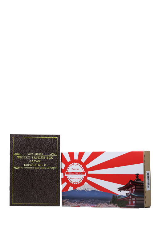 """Whisky Geschenk Box No.9 """"Whisky Japan Edition 2"""" Japanese Whisky 6x20ml"""