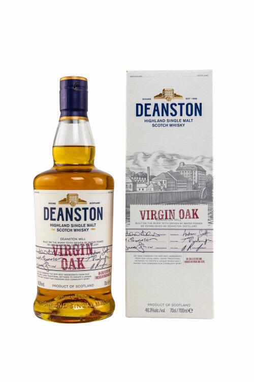 Deanston Virgin Oak Finish Single Malt 46,3% vol. 700ml