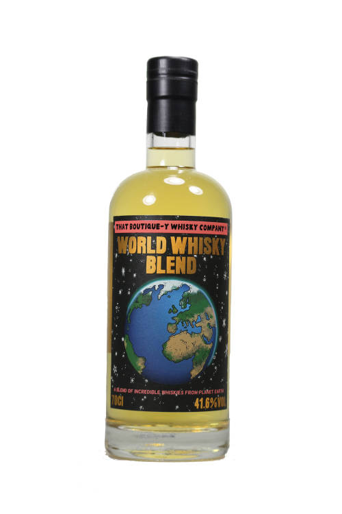 TBWC World Whisky Blend That Boutique-y Whisky Company 41,6% vol. 700ml