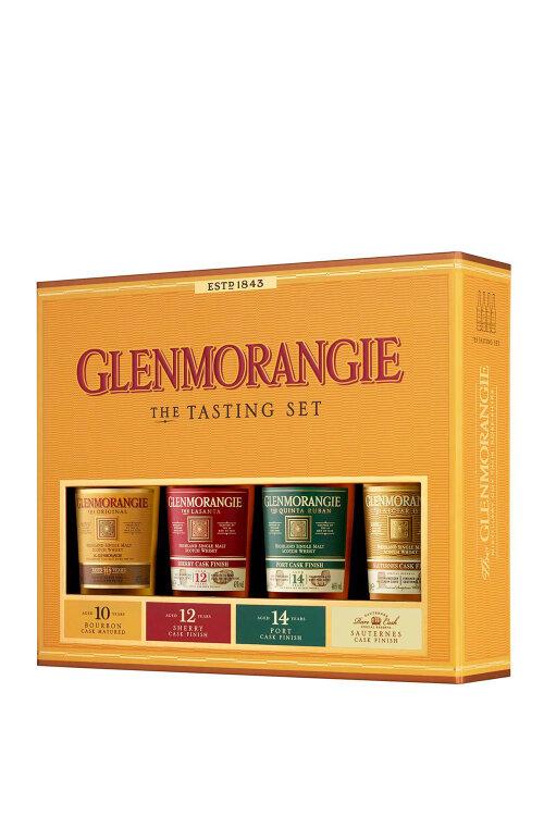 Glenmorangie The Tasting Set 4x100ml