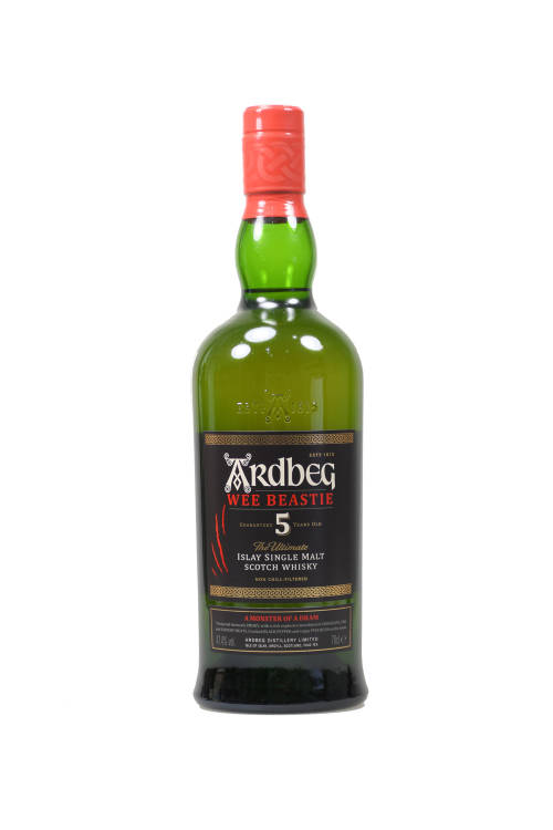 Ardbeg Wee Beastie 5 Jahre Islay Single Malt 47,4% vol....