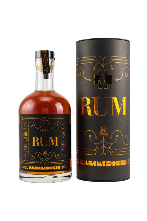 Rammstein Rum Karibik Rum 12 Jahre 40% vol. 700ml