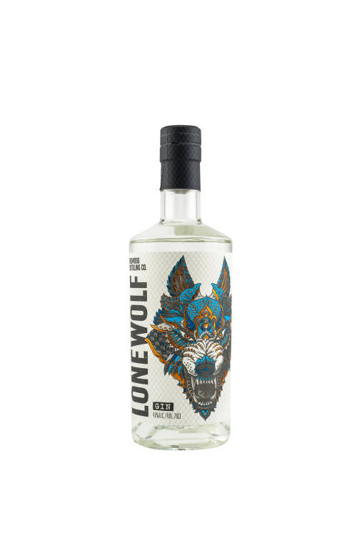 LoneWolf Craft Gin 40% vol. 700ml