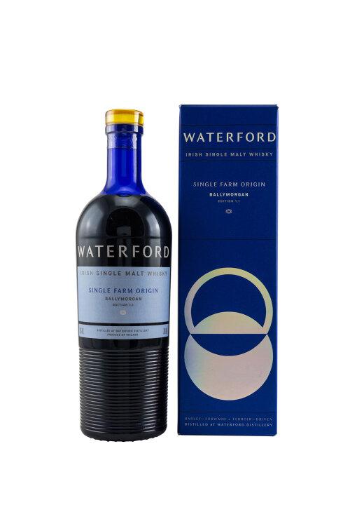 Waterford Single Farm Origin 2020 Ballymorgan Edition 1.1 50% vol. 700ml