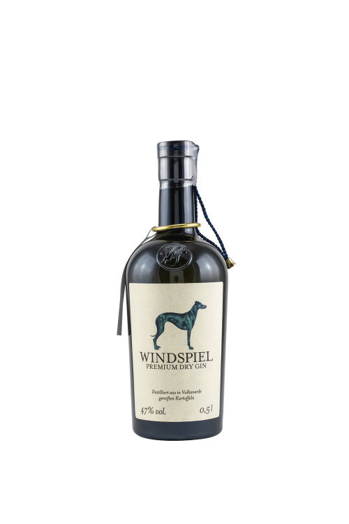 Windspiel Premium Dry Gin 47% vol. 500ml