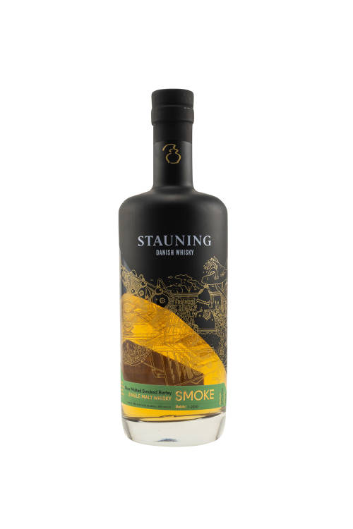 Stauning Smoke Batch 01-2020 Danish Whisky 47% vol. 700ml