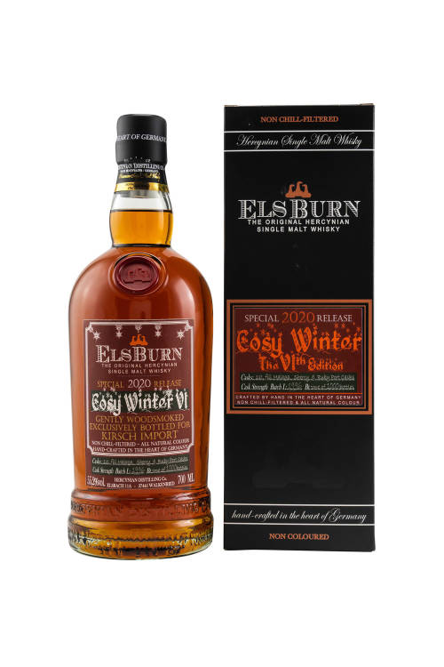 Elsburn Cosy Winter 6 2020 The 6th Edition 55,2% vol. 700ml