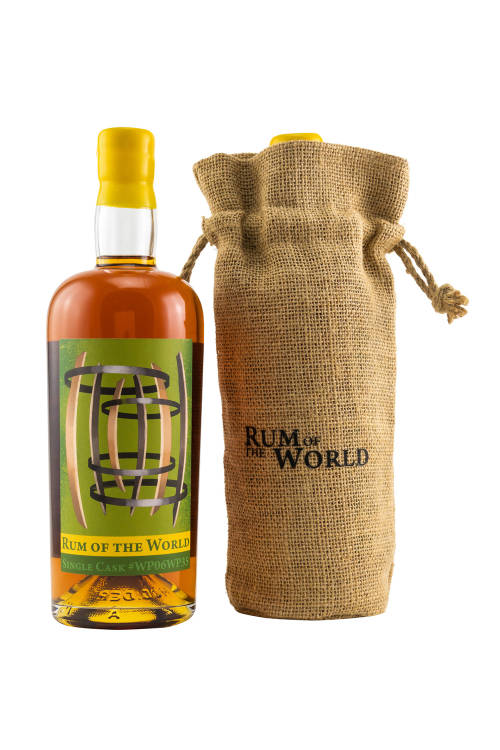 Rum of the World Worthy Park Jamaica 2006 Single Cask Rum 57,6% vol. 700ml