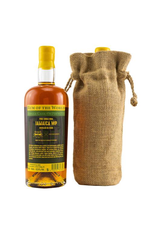 Rum of the World Worthy Park Jamaica 2006 Single Cask Rum 57,6% vol. 700ml