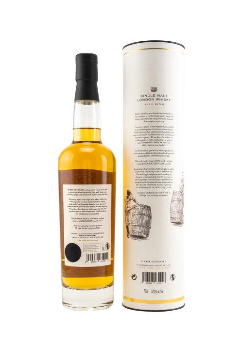 Bimber Small Batch Bourbon Oak Batch 02/2020 52,2% vol. 700ml