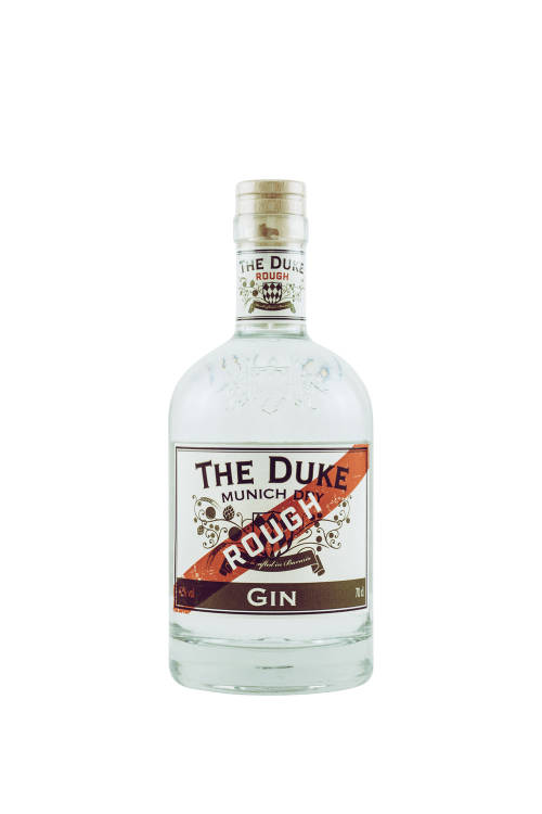 The Duke Rough Munich Dry Gin Bio 42% vol. 700ml